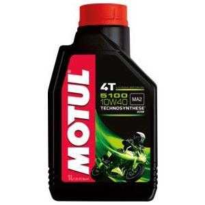 MOTUL(モチュール) 5100 4T 10W40 1L バイク用化学合成オイル (正規品)|foglio