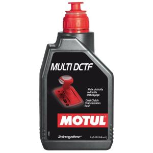 MOTUL(モチュール) MULTI DCTF 1L DCTギアボックス用に専用設計された、化学合成ベースのDCTフルード (正規品)|foglio