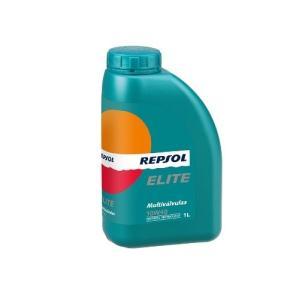 REPSOL(レプソル) ELITE Multivalvulas 10W40 1L 100%合成エンジンオイル (正規品)|foglio