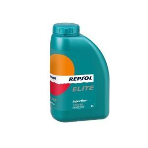 REPSOL(レプソル) ELITE Inyeccion 10W40 1L 部分合成エンジンオイル (正規品)|foglio