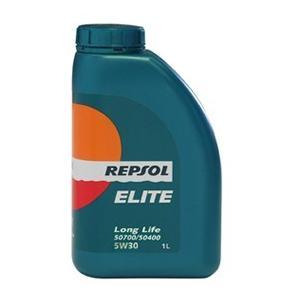 REPSOL(レプソル) ELITE Long Life 50700/50400 5W30 1L 100%科学合成エンジンオイル (正規品)|foglio