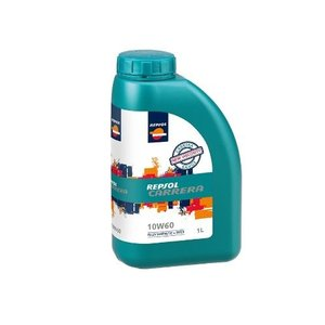 REPSOL(レプソル) CARRERA 10w60 1L 100%化学合成エンジンオイル (正規品)|foglio
