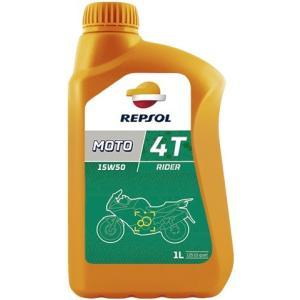 REPSOL(レプソル) MOTO RIDER 4T 15W50 1L バイク用鉱物油 (正規品)|foglio