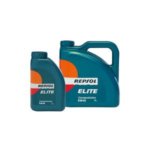 REPSOL(レプソル) ELITE Competicion 5W40 4L 100%合成エンジンオイル (正規品)|foglio