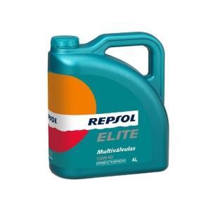 REPSOL(レプソル) ELITE Multivalvulas 10W40 4L 100%合成エンジンオイル (正規品)|foglio