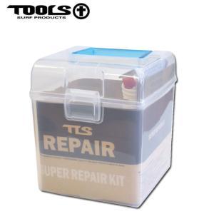 サーフボード リペア 修理 TOOLS ツールス スーパーリペアキット SUPER REPAIR K...