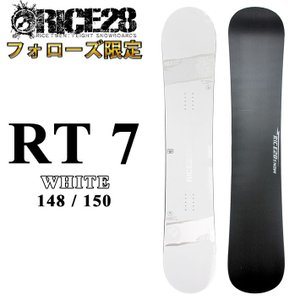 代引料無料 最速入荷! 17-18 RICE28 RT7 GTS ライス28 スノーボード 板 グラトリ|follows