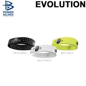 POWER BALANCE EVOLUTION {パワーバランス エボリューション} 日本正規品・ホログラム シリコン リスト ブレスレット|follows