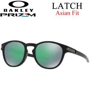 OAKLEY オークリー サングラス LATCH ラッチ 9349-1253 PRIZM Asia Fit アジアンフィット 日本正規品 代引料無料|follows