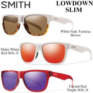 SMITH スミス サングラス LOWDOWN SLIM ローダウン スリム 別注カラー限定モデル [正規品]|follows