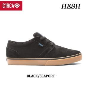 [現品限り特別価格] C1RCA サーカ スケートシューズ HESH(BLACK_SEAPORT)スケート スニーカー SK8 シューズ follows
