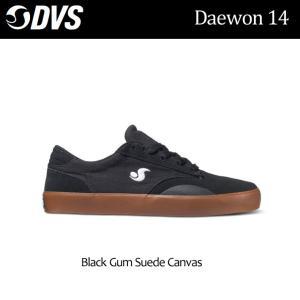 [現品限り特別価格] DVS ディーブイエス スケートシューズ Daewon 14(005)Black_Gum_Suede_Canvas メンズ スニーカー SK8 シューズ follows