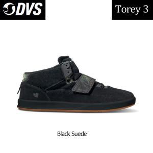 [現品限り特別価格] DVS ディーブイエス スケートシューズ TOREY 3(005)Black_Suede メンズ スニーカー SK8 シューズ|follows
