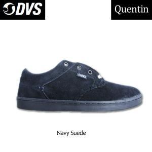 [現品限り特別価格] DVS ディーブイエス スケートシューズ QUENTIN(402)Navy_Suede メンズ スニーカー SK8 シューズ follows