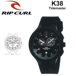 代引料無料 Rip Curl  リップカール  腕時計 K38 Tidemaster  タイドマスター サーフウォッチ 防水腕時計 [A01-009] [日本正規品]|follows
