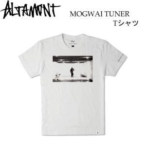 スケーター tシャツ ALTAMONT アルタモント MOGWAI TUNER TEE スケートボード系アパレル|follows