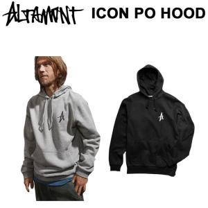 ALTAMONT アルタモント メンズ パーカーICON PO HOOD スケートボード系アパレル|follows