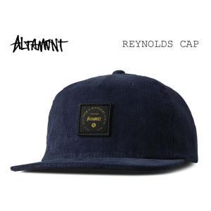 ALTAMONT アルタモント REYNOLDS CAP キャップ 帽子 オルタモント スケートボードウェア|follows