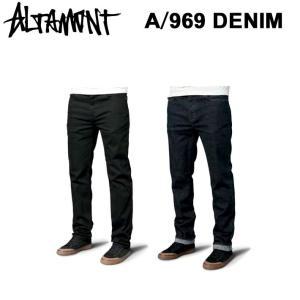 アルタモント A/969 デニムパンツ ALTAMONT スリムフィット 2017|follows