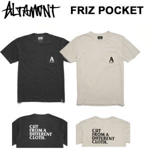 ALTAMONT メンズ Tシャツ 半袖 FRIZ POCKET アルタモント 2017|follows