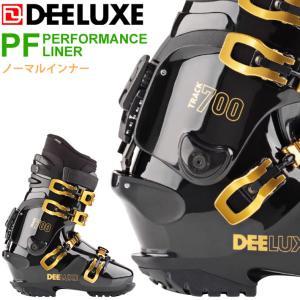 代引料無料 17-18 DEELUXE ディーラックス TRACK700 PF ノーマルインナー アルペンブーツ ハードブーツ スノーボードブーツ 正規品|follows