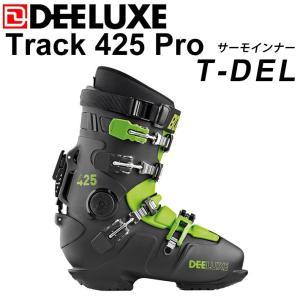 代引料無料 17-18 DEELUXE ディーラックス TRACK425 PRO TF-DEL サーモインナー 熱成型 アルペンブーツ ハードブーツ スノーボードブーツ 正規品|follows