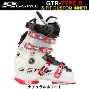 代引料無料 17-18 G-STYLE スノーボードブーツ GTR TYPE R [S-FIT CUSTOMインナー] Gスタイル アルペンブーツ ハードブーツ|follows