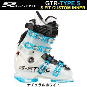 代引料無料 17-18 G-STYLE スノーボードブーツ GTR TYPE S [S-FIT CUSTOMインナー] Gスタイル アルペンブーツ ハードブーツ|follows