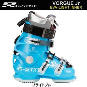 代引料無料 17-18 G-STYLE スノーボードブーツ VORGUE Jr [EVA-LIGHT インナー] ヴォーグ ボーグ ジュニア Gスタイル アルペンブーツ ハードブーツ|follows