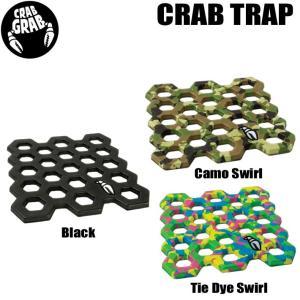 16-17 CRABGRAB クラブグラブ スノーボード デッキパッド Crab Trap