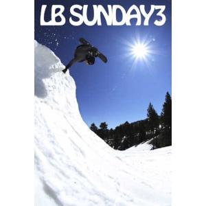 [follow's限定特別価格] [旧作] 2016 LB-SUNDAY 3 サンデー スノーボード...
