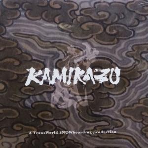 [メール便送料無料] 18-19 スノーボード DVD KAMIKAZU DVD 國母和宏 シグネチャームービー 神風 スノーボードムービー [11月末以降入荷予定]