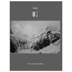 19-20 スノーボード DVD icon 8 1/2 アイコン 8.5 スノーボードムービー
