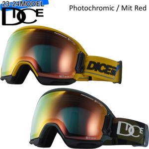 代引料無料 17-18 DICE ダイス ゴーグル HIGH ROLLER ハイローラー HRS1741650 [lce mirror/ULTRA Light Purple] スノーボード follows
