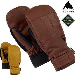 16-17 BURTON バートン スノーボードグローブ Gondy GORE-TEX Leather Glove スノーボード グローブレザー ゴアテックス|follows