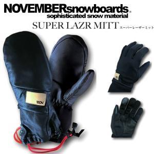16-17 NOVEMBER ノベンバースノーボード グローブ GLOVE MITT グローブミット スノーボード グローブ ミトンタイプ|follows