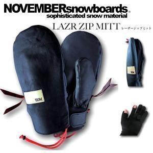 16-17 NOVEMBER ノベンバースノーボード グローブ GLOVE FIVE グローブファイブ スノーボード グローブ 5本指タイプ|follows