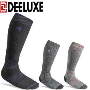 NEW!DEELUXE ディーラックス サーモソックス  防寒 消臭 スノーボード 靴下 ソックス ユニセックス|follows