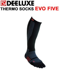 DEELUXE THERMO SOCKS EVO FIVE  サーモソックスEVO FIVEの特徴 ...