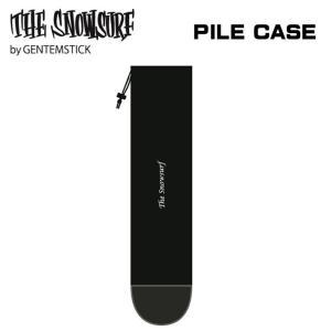 THE SNOWSURF スノーボード PILE CASE パイルケース ソールカバー ソールガード ボードケース GENTEMSTICK ゲンテンスティック|follows