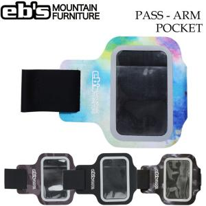 19-20 eb's パスケース 3900607 PASS ARM POCKET アーム ポケット リフト券ホルダー エビス