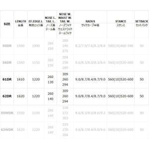 [送料無料] フォローズ限定 18-19 BC Stream RIDERS' SPEC 61DR ビーシーストリーム ライダーズスペック SNOW BOARDS スノーボード 板|follows
