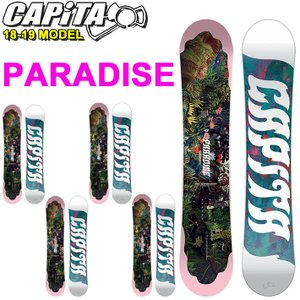 18-19 CAPITA キャピタ PARADISE パラダ...