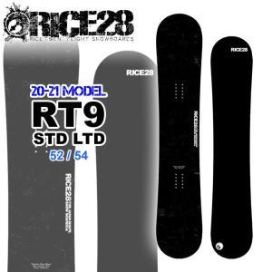 RICE28 ライススノーボード  RT9 G-LIMITED  日本人に合わせて設計されたウェスト...