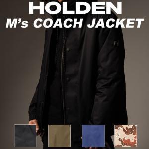 19-20 HOLDEN ホールデン ウェア COACH JACKET コーチジャケット メンズ スノーボード|follows