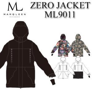 19-20 MARQLEEN マークリーン スノーボードウェア ZERO JACKET ML9011 ゼロ ジャケット ユニセックス [  777 , 985 , 000 , 001 , 990 ]|follows