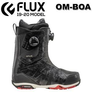 送料無料 19-20 FLUX フラックス ブーツ OM-BOA オーエム ボア スノーボードブーツ BOOTS メンズ 正規品