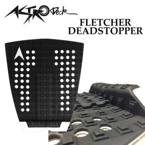 [送料無料] ASTRODECK アストロデッキ デッキパッド FLETCHER DEADSTOPPER フレッチャー・デッドストッパー ショートボード用 3ピース|follows