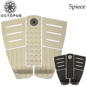 [送料無料]OCTOPUS オクトパス デッキパッド CHIPA WILSON 2 チッパ・ウィルソン 3ピース OCTO GRIP サーフィン用 デッキパッチ|follows