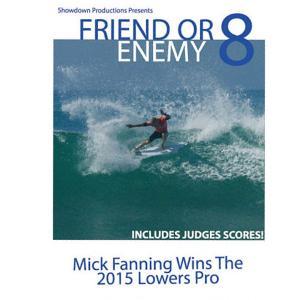 サーフィンDVD DVD FRIEND OR ENEMY8 フレンド オア エネミー サーフ